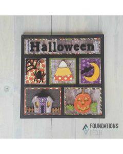 Halloween Shadow Box Kit - Foundations Decor