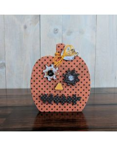 Small Steam Punk'n Unfinished Wood Craft - Halloween - Foundations Decor