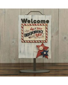 Stars - Welcome Sign - Foundations Decor