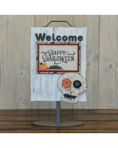 Skull - Welcome Sign - Foundations Decor