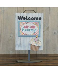Birthday - Welcome Sign - Foundations Décor