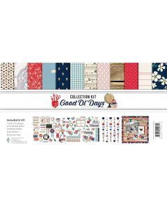 Good Old Days Collection Kit - Amber Labau - Fancy Pants Designs
