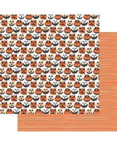 "Jack 12"" x 12"" Paper - Howl - Renne Looney - Fancy Pants Designs"