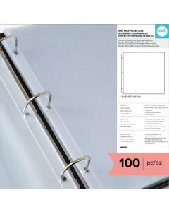 100 pack sheet protectors from We R memory Keepers