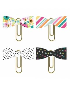 Oh, Happy Day! Bow Clips