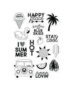 Stay Cool Stamps