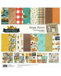 Happy Trails Collection Kit - Simple Stories
