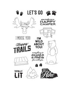 Happy Trails Stamps - Simple Stories