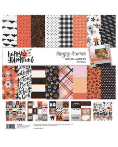 Happy Haunting Collection Kit - Simple Stories