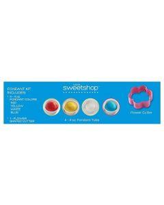 Rainbow Fondant Kit - Sweetshop