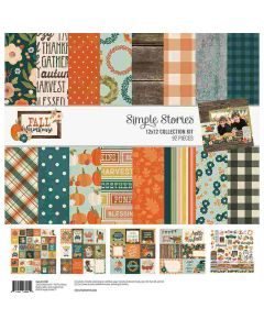 Fall Farmhouse Collection Kit - Simple Stories