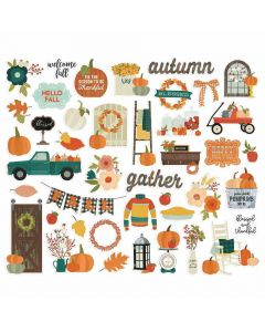 Fall Farmhouse Bits & Pieces - Simple Stories