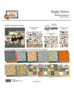 Fall Farmhouse Collector's Essential Kit - Simple Stories