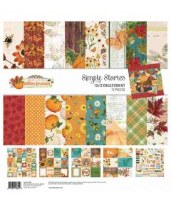 Autumn Splendor Collection Kit - Simple Stories