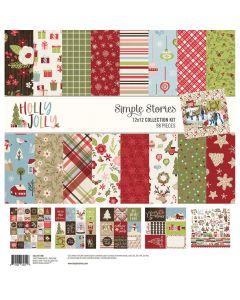 Holly Jolly Collection Kit - Simple Stories