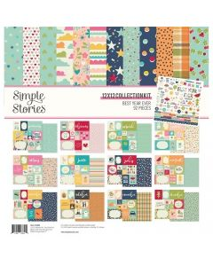 Best Year Ever Collection Kit - Simple Stories