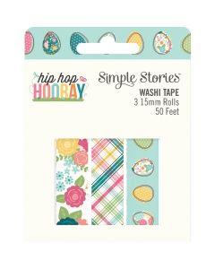 Hip Hop Hooray Washi Tape - Simple Stories*