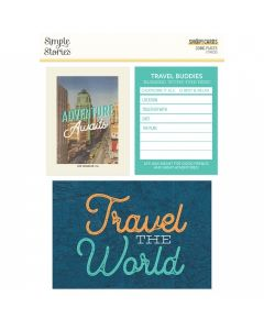 Going Places Snap Cards - Simple Stories*