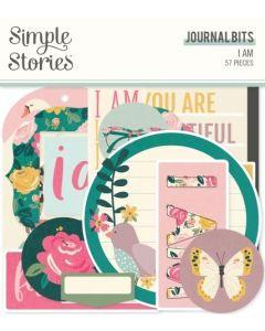 I Am 2020 Journal Bits & Pieces - Simple Stories*