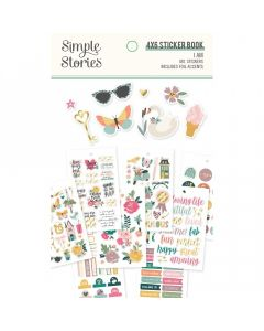 "I Am 2020 4"" x 6"" Sticker Book - Simple Stories*"