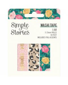 I Am 2020 Washi Tape - Simple Stories*