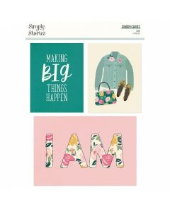 I Am 2020 Snap Cards - Simple Stories*