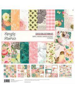 Simple Vintage Garden District Collection Kit - Simple Stories*