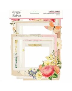 Simple Vintage Garden District Layered Frames - Simple Stories*