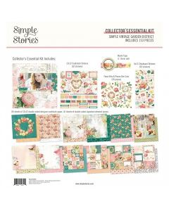Simple Vintage Garden District Collector's Essential Kit - Simple Stories*