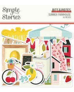 Summer Farmhouse Bits & Pieces - Simple Stories