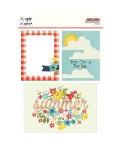 Summer Farmhouse Sn@p! Cards - Simple Stories