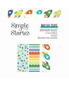 Birthday Blast Washi Tape - Simple Stories