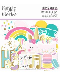 Magical Birthday Bits & Pieces - Simple Stories