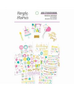 Magical Birthday Sticker Book - Simple Stories