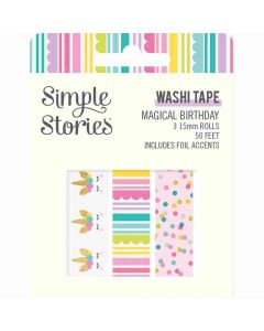 Magical Birthday Washi Tape - Simple Stories