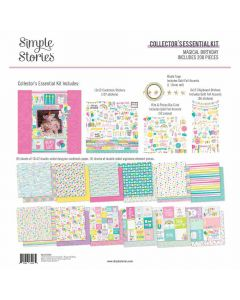 Magical Birthday Collector's Essential Kit - Simple Stories