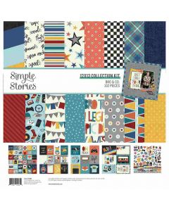 Bro & Co Collection Kit - Simple Stories