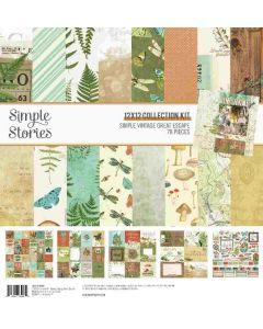 Simple Vintage Great Escape Collection Kit - Simple Stories