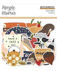 Cozy Days Bits & Pieces - Simple Stories