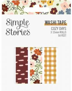 Cozy Days Washi Tape - Simple Stories