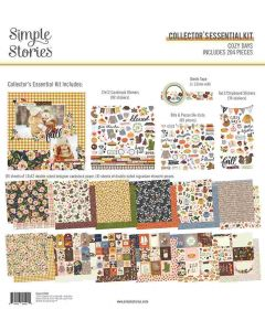 Cozy Days Collector's Essential Kit - Simple Stories