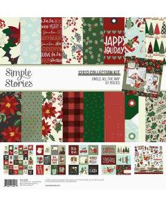 Jingle All the Way Collection Kit - Simple Stories