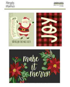Jingle All the Way SN@P! Cards - Simple Stories