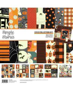 Boo Crew Collection Kit - Simple Stories