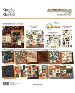 Boo Crew Collector's Essential Kit - Simple Stories
