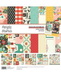 Apron Strings Collection Kit - Simple Stories