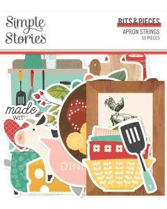 Apron Strings Bits & Pieces - Simple Stories