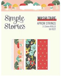 Apron Strings Washi Tape - Simple Stories