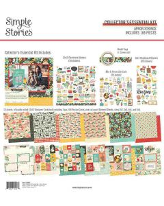 Apron Strings Collector's Essential Kit - Simple Stories