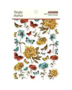 Simple Vintage Ancestry Sticker Book - Simple Stories*